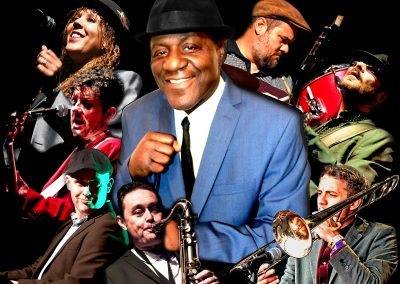 From The Specials: Neville Staple Band